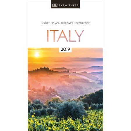 Dk eyewitness travel guide italy : 2019: 9781465471581 (Venice Italy Travel Guide)