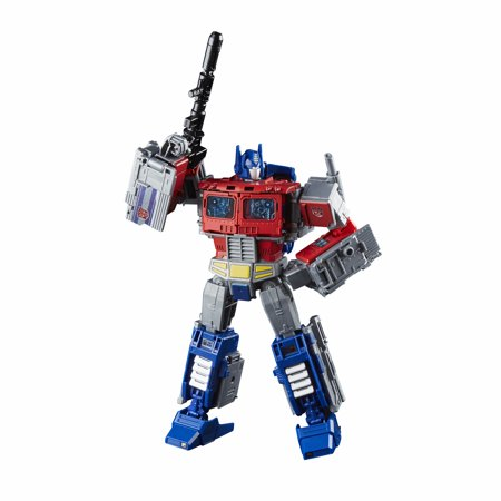 Transformers: Generations Power of the Primes Evolution Optimus Prime - Optimus Prime Transformers 4