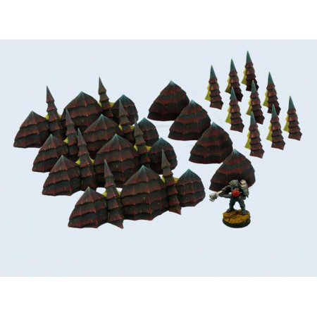 Hive Fortification Set New