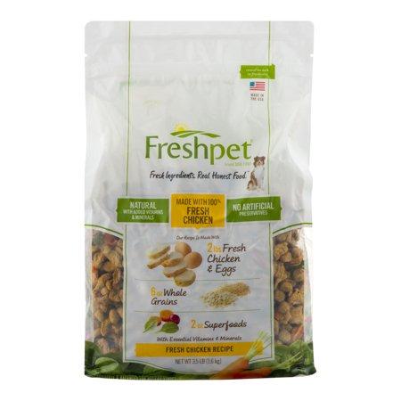 Freshpet Dog Food Rating
