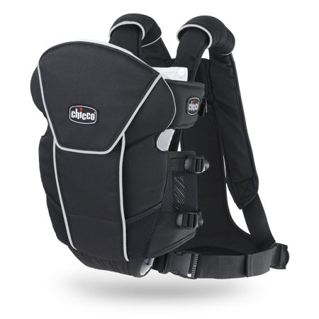Infant Plaid Baby Carrier (Chicco UltraSoft Magic Infant Carrier -)