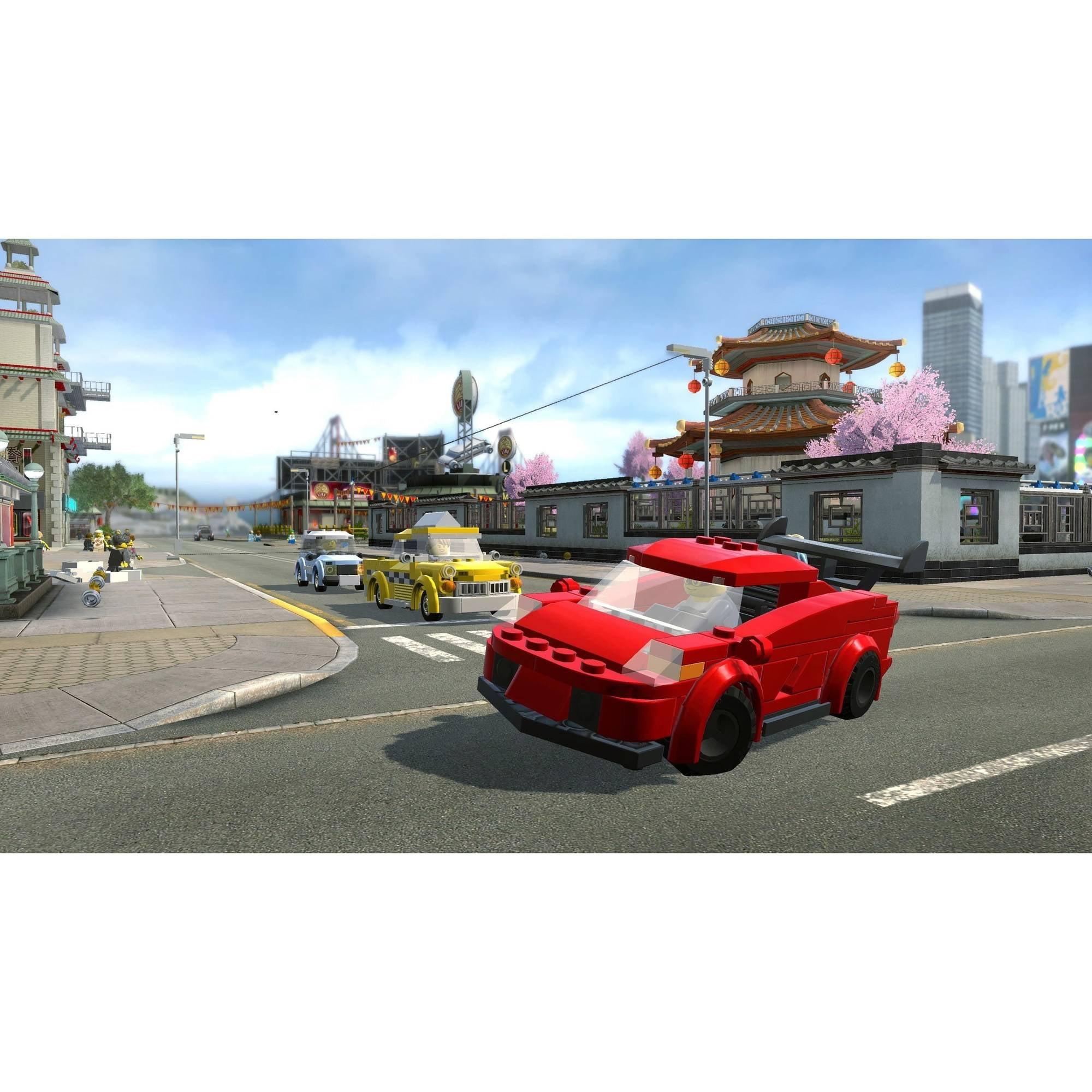 Lego City Undercover Warner Bros Xbox One Walmartcom