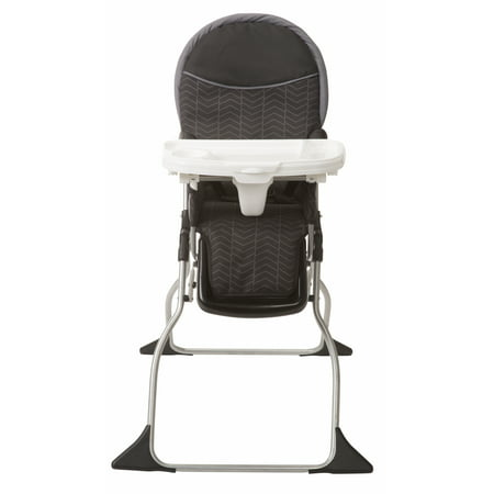 Cosco Simple Fold™ Deluxe High Chair, Black