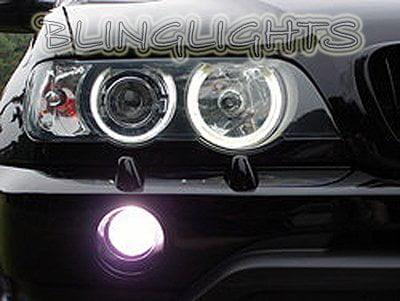 For BMW X5 E70 35ix 35dx 50ix 2011-13 /& A Pair of Front Bumper Reflector Covers