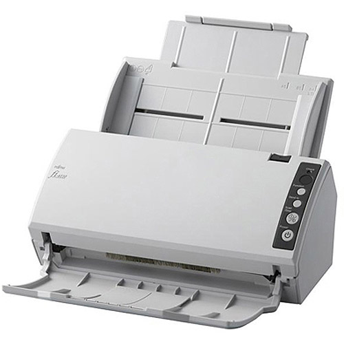 Fujitsu fi-6110 - Document scanner - Duplex - Legal - 600 dpi x 600 dpi - up to 20 ppm (mono) / up to 20 ppm (color) - ADF (50 sheets) - USB 2.0
