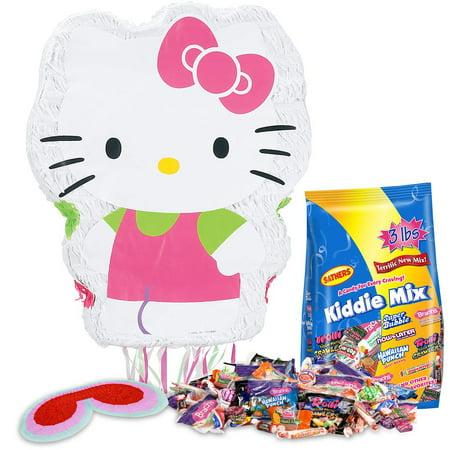 Hello Kitty Pinata Kit (Each) - Party - Hello Kitty Pinata