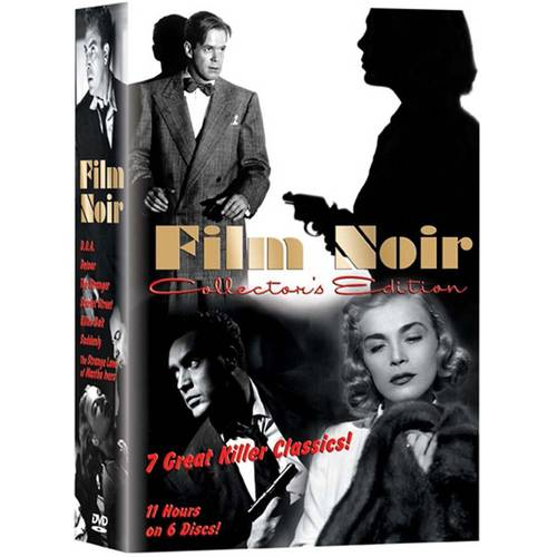 Film Noir Collector's Edition