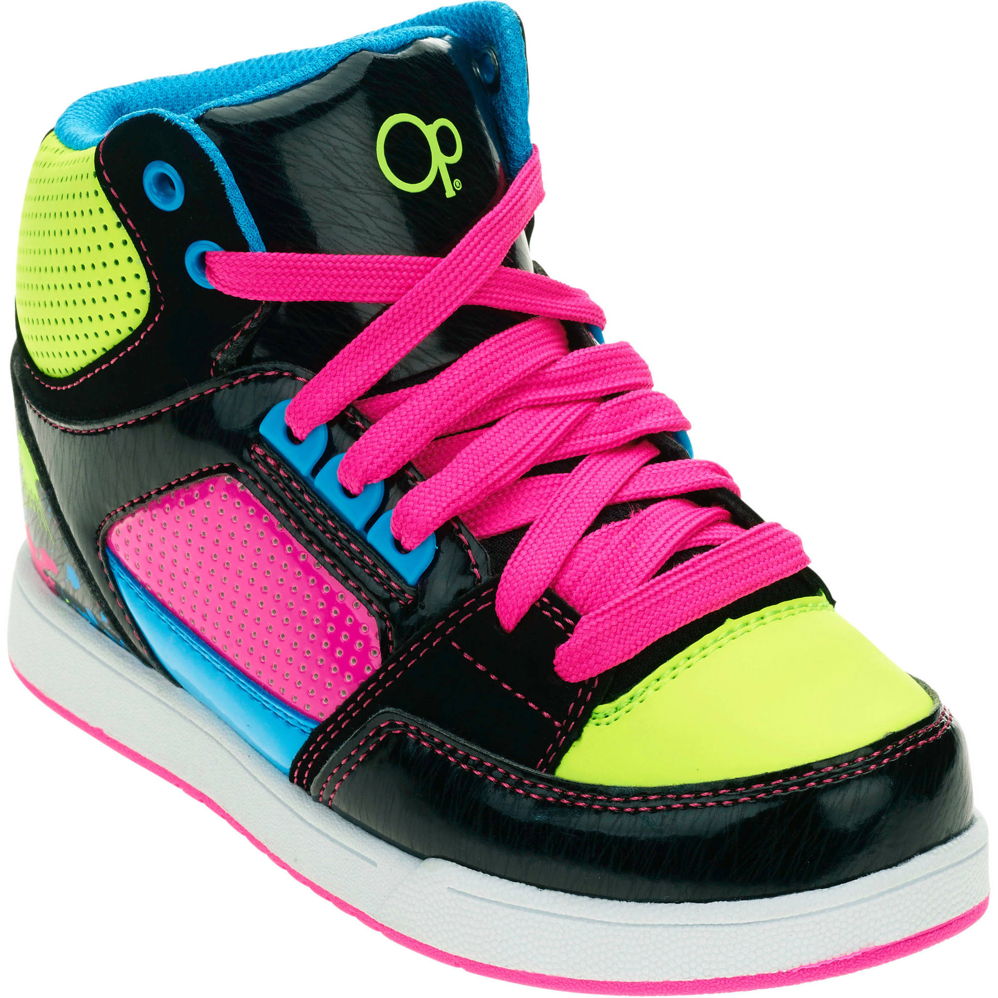Ocean Pacific Girls Fashion Skate Athletic Shoe
