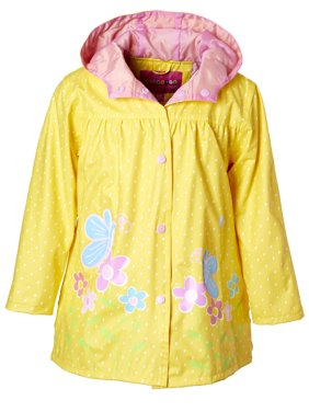 6409d0524cd1 Toddler Girls Coats   Jackets - Walmart.com
