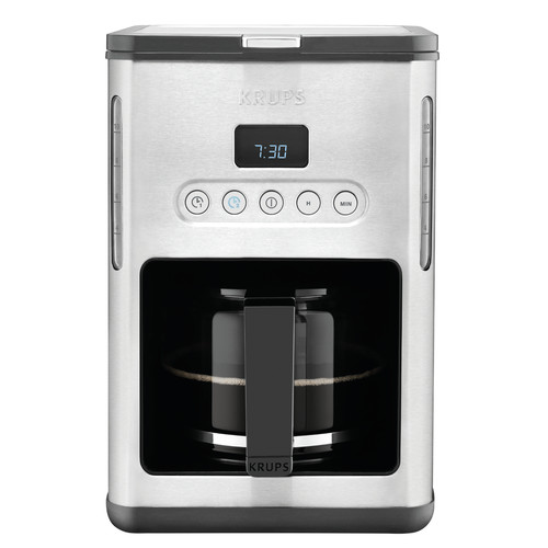 Krups Control Line 10-cup Control Line Coffee Maker (Stainless)