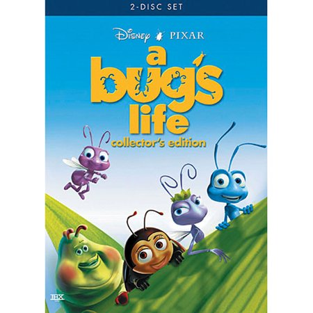 A Bugâs Life (Collector's Edition) (DVD) (The Movie Life)