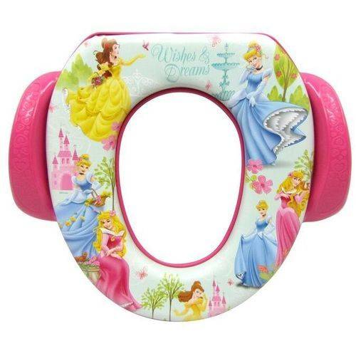 Disney Princess Wishes & Dreams Soft Potty Seat