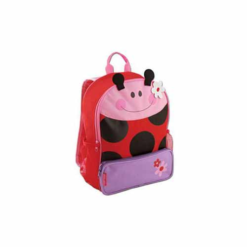 Ladybug Sidekick Backpack by Stephen Joseph - SJ102060