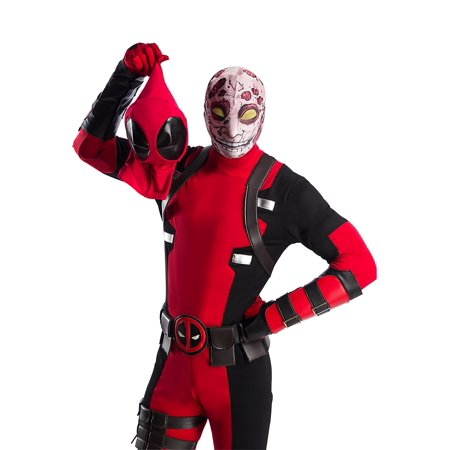 Premium Marvel Deadpool Plus Size Costume for Men - Men Plus Size Costumes