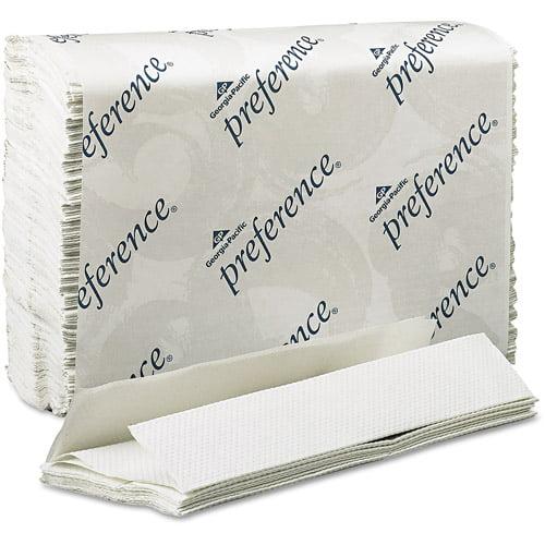 Georgia Pacific Premium C-Fold White Paper Towel, 200 sheets, 12 ct