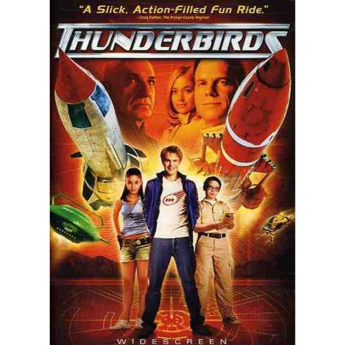 Thunderbirds (Widescreen)