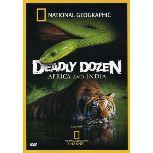 National Geographic: Deadly Dozen - Africa And India (Widescreen)