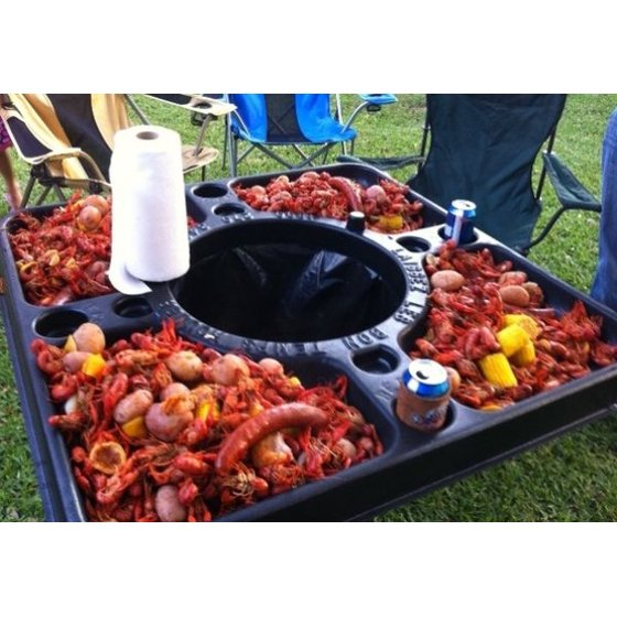 Astounding Crawfish Table Home Interior And Landscaping Analalmasignezvosmurscom