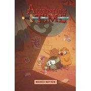 Adventure Time Original Graphic Novel Vol. 6: Masked Mayhem