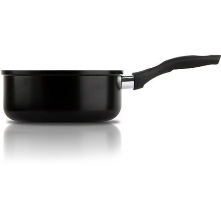 Mainstays Everyday Reinforced 2 Quart Non-Stick Sauce Pan