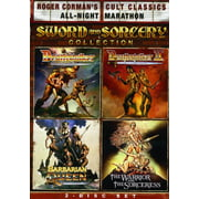 Sword & Sorcery Collection (DVD)