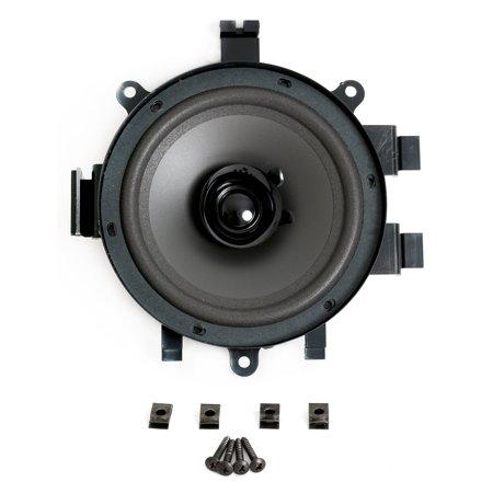 6.5 Inch Speaker for Front Door Location Fits Chevrolet GMC 95-11 Pickup Truck