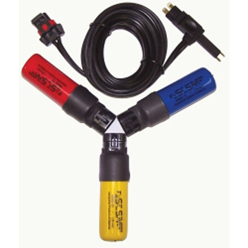 Innovative Products Of America 8005 Fuse Saver: 10Amp, 15Amp, & 20Amp Handles W/10Ft
