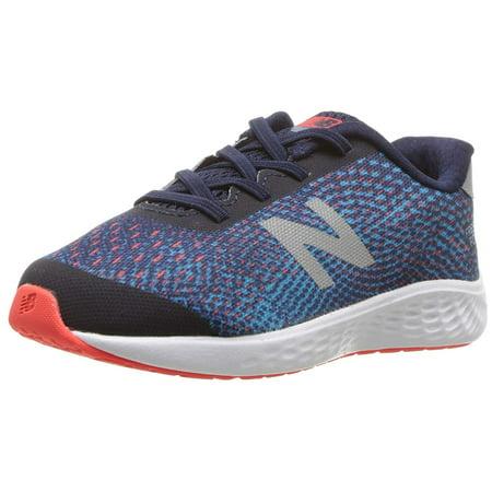 Kids New Balance Girls Kvarnspi Low Top Lace Up Walking Shoes