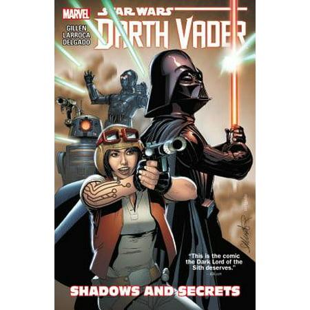 Star Wars: Darth Vader Vol. 2 : Shadows and Secrets](Darth Vader Episode 3)