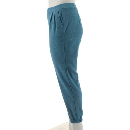 Linea Leisure Louis Dell'Olio French Terry Pants Women's A282492 - image 4 of 5
