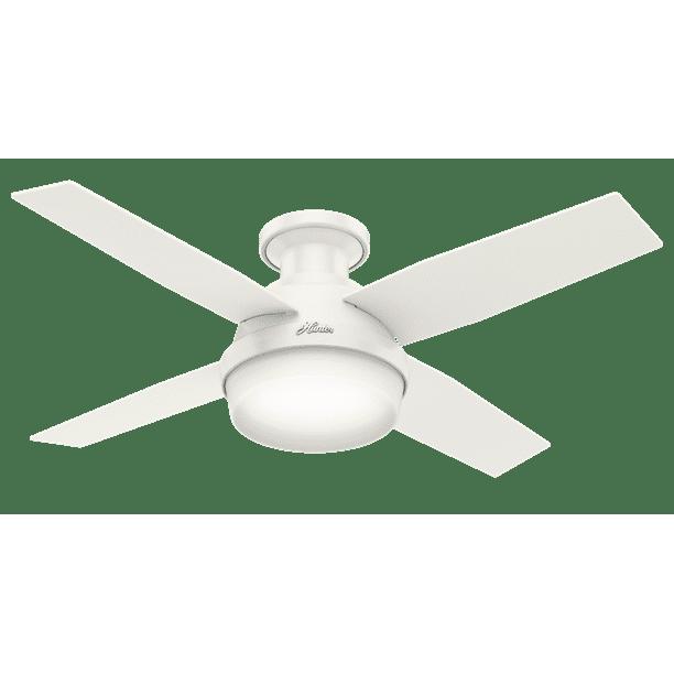 Light Fresh White Ceiling Fan