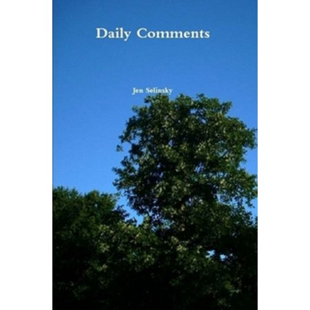 Daily Comments - eBook