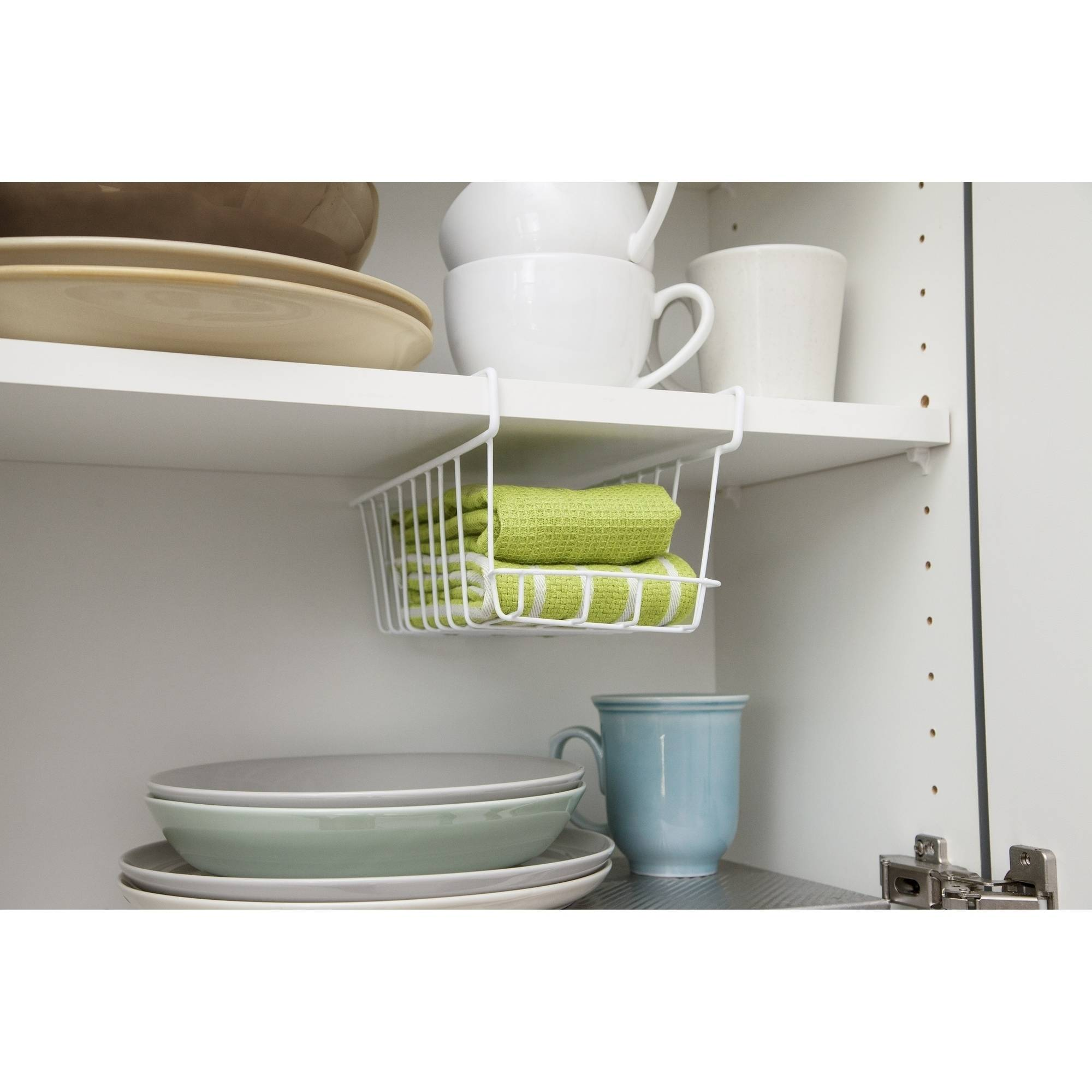 IRIS Small Under Shelf Basket