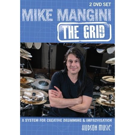 Grid for Creative Drumming (Contains Ebook3Hrs 30Min) (DVD)