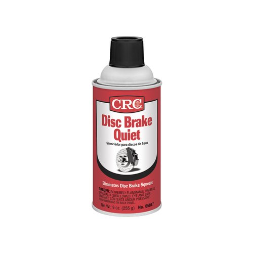 CRC Disc Brake Quiet, 9 Wt Oz by CRC