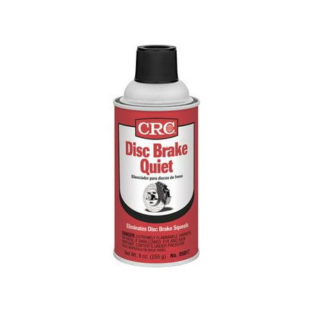 CRC Disc Brake Quiet, 9 Wt Oz