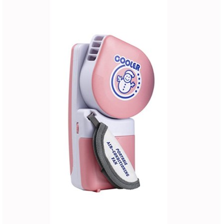 Portable Mini Hand Held Handy USB/Battery Mini Air Conditioner Cooler (Best Handheld Air Conditioner)