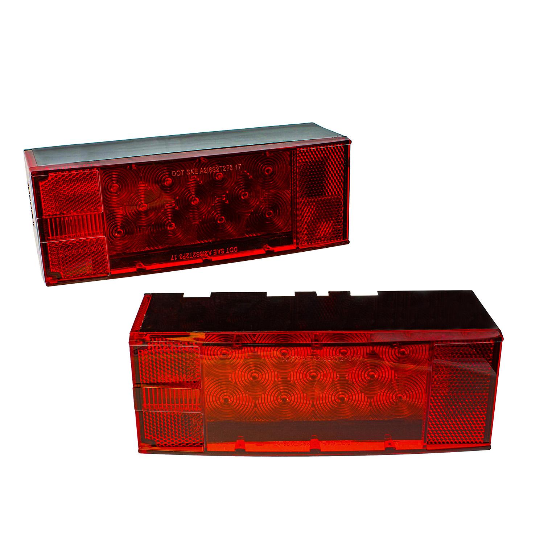 Abn Rear Trailer Lights Led Kit