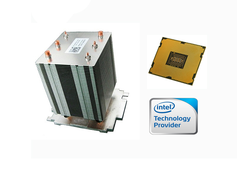 Intel Xeon X5690 SLBVX Six Core 3.47GHz CPU Kit for Dell PowerEdge T710 by Dell