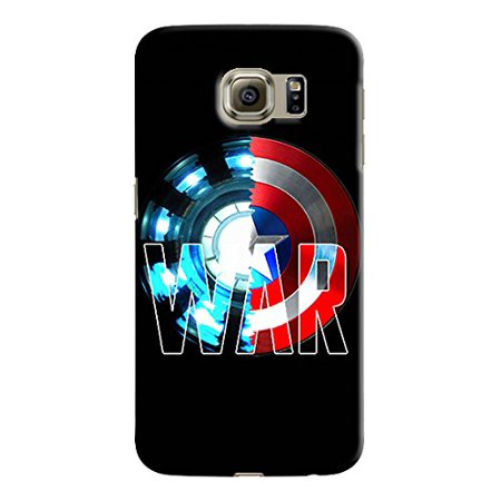 Ganma Captain America: Civil War Characters Case For Samsung Galaxy Note 5 Hard Case (Top 5 Causes Of The Civil War)