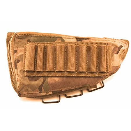 Acme Approved Rifle Buttstock Cheek Rest Ammo Pouch - Multicam (Multicam) thumbnail