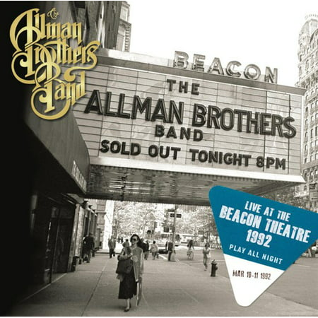 Allman Brothers Live at the Beacon Theater 1992: Play All Night -