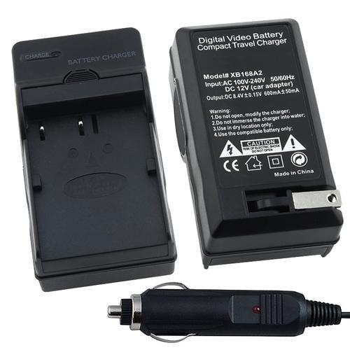 Insten Compact Battery Charger Set For Nikon EN-EL3
