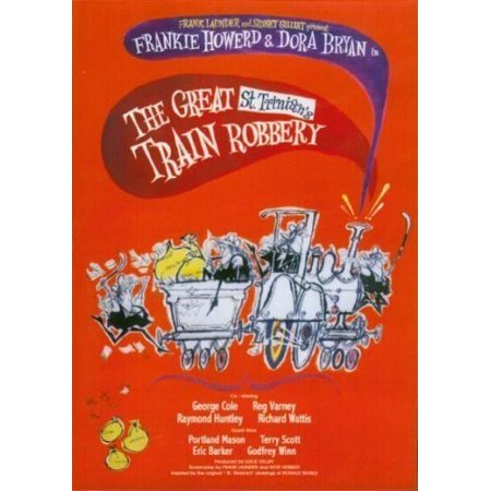 The Great St. Trinian's Train Robbery (DVD)