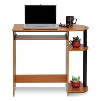 Furinno Simplistic Easy Assembly Computer Desk
