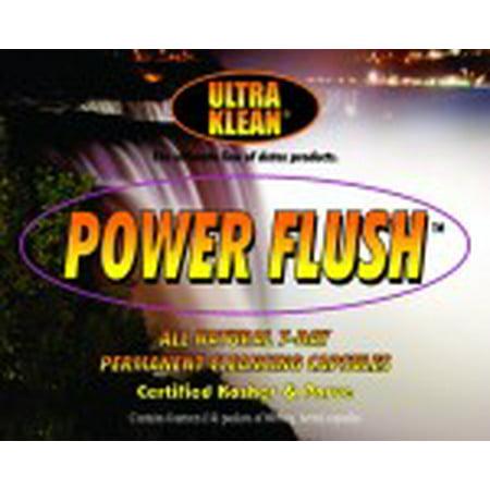 312 Ultra Flush - Ultra Klean Power Flush 7 Day Detox Permanent Cleansing Capsules