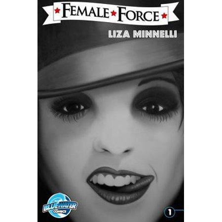 Female Force: Liza Minnelli - eBook Liza Minnelli Signed