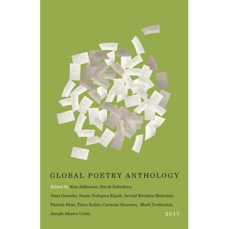Global Poetry Anthology 2017 - eBook
