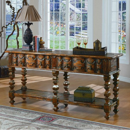 Distinct Eastern Legends Console Table Recommended Item