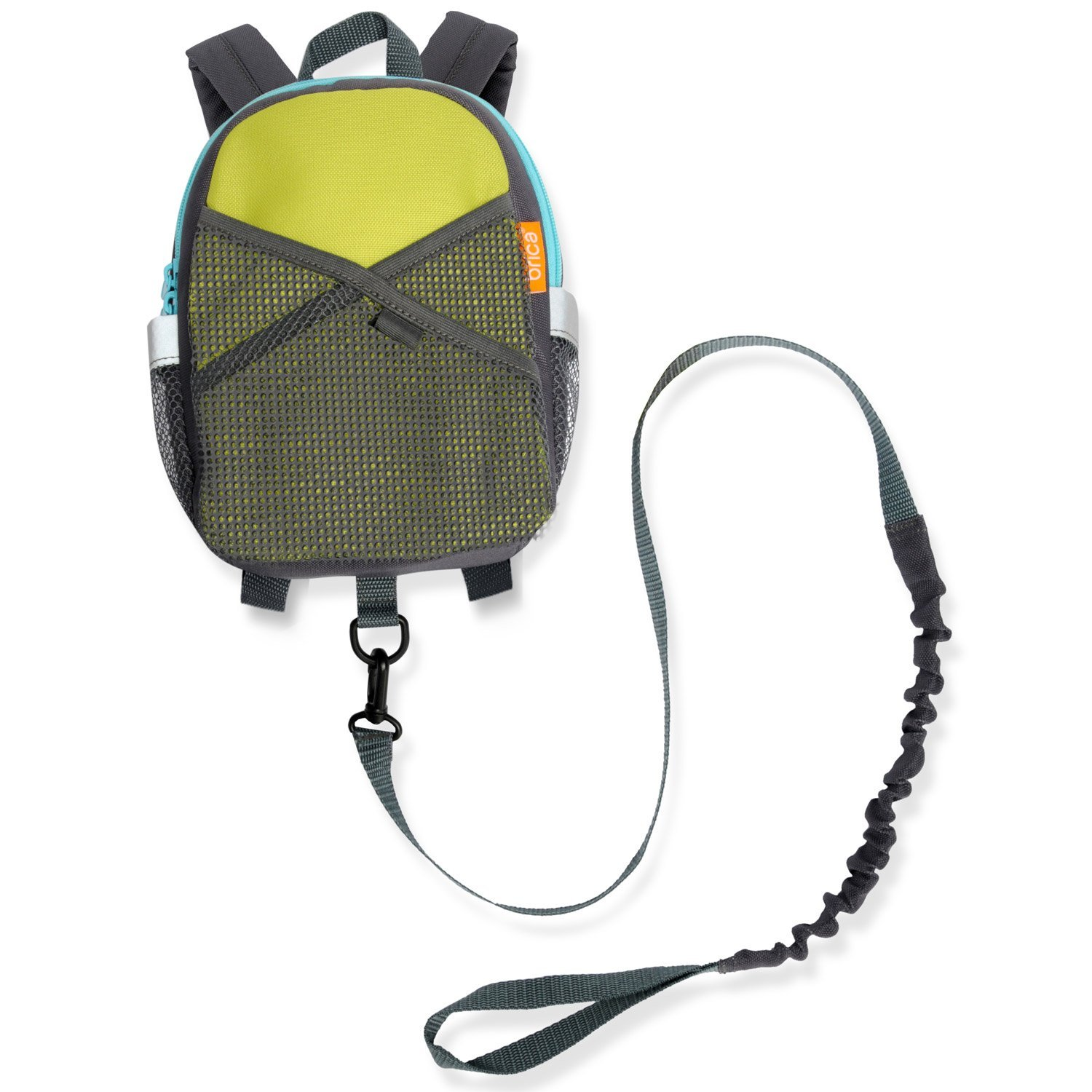 Brica By-My-Side Safety Harness Backpack - Green